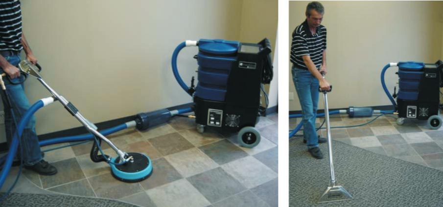 Carpet, Tile and Grout Cleaning Machine E-1200